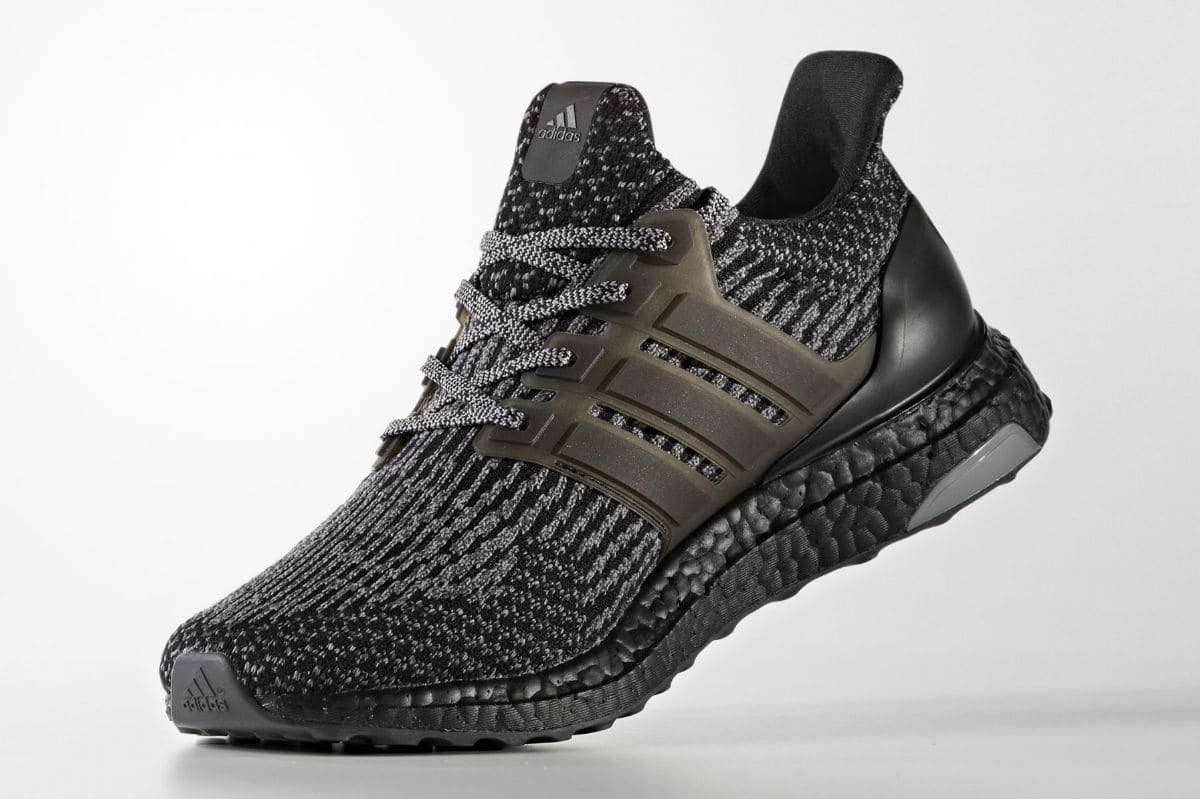 Adidas Ultra Boost 3.0 Black / Silver