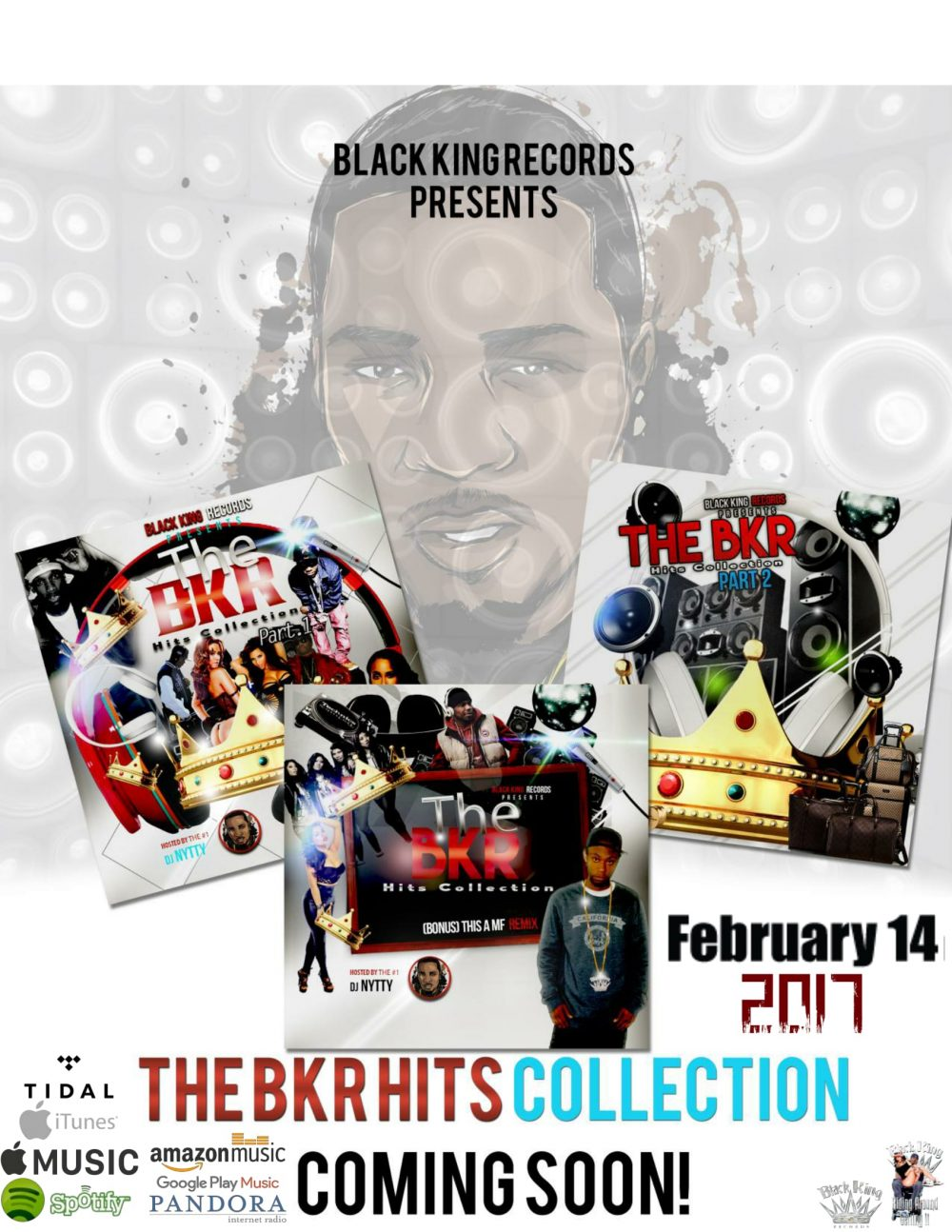 Best Of Black King Records Out Now