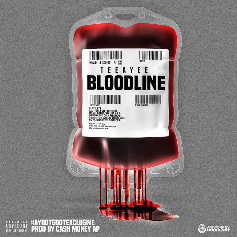 New Music: TeeAyee Reckless – Bloodline | @TeeAyeeReckless