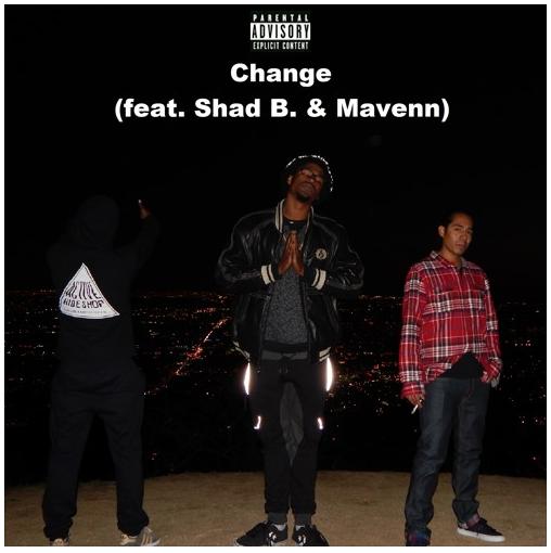 RealMusicGroup – Change (Feat. Shad B. & Mavenn)