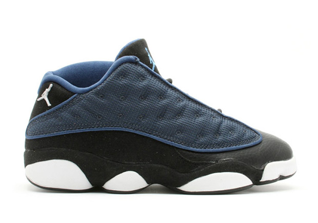 "Air Jordan 13 Low ""Navy"" 2017"