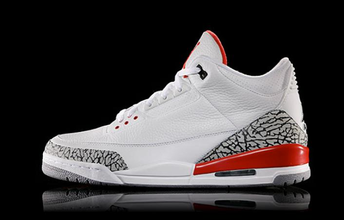 Air Jordan 3 'Katrina' to drop with Nike Air?