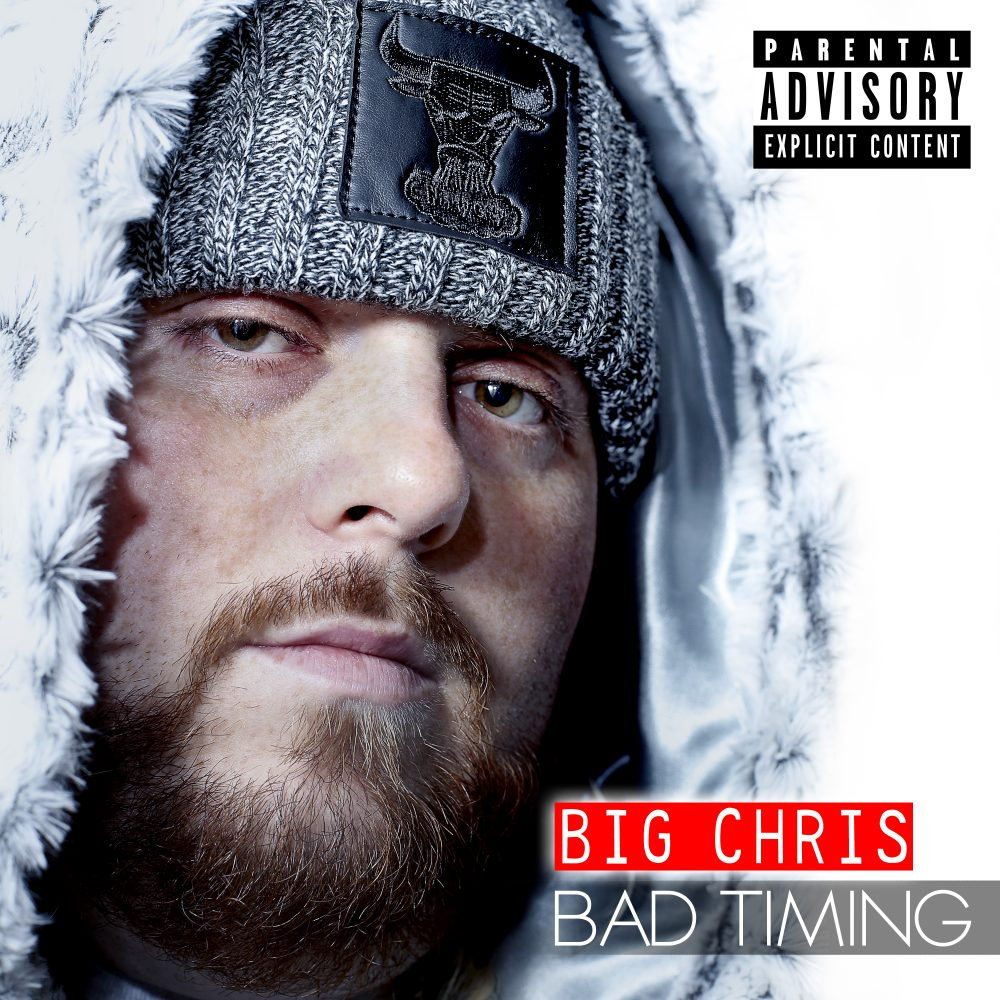 RnB Artist Big Chris Releases Album 'Bad Timing'