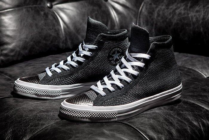 The Converse Chuck Taylor All-Star Gets a Nike Flyknit Upgrade