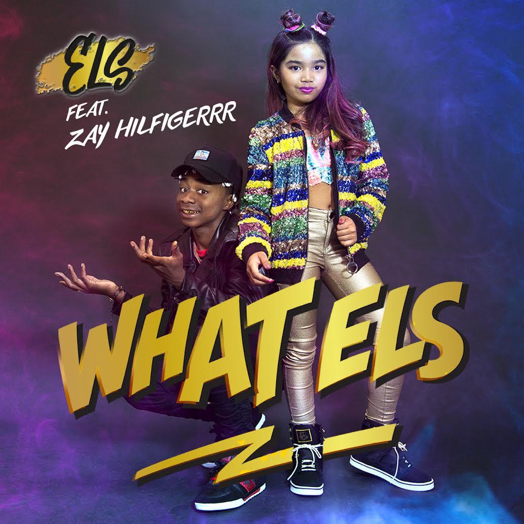 New Music: ELS – What ELS Featuring Zay Hilfigerrr | @elisakhagia