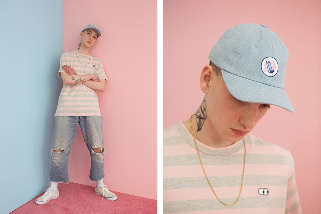 "Lazy Oaf's 2017 Summer Collection Takes The ""Sports"" Out of Sportswear"