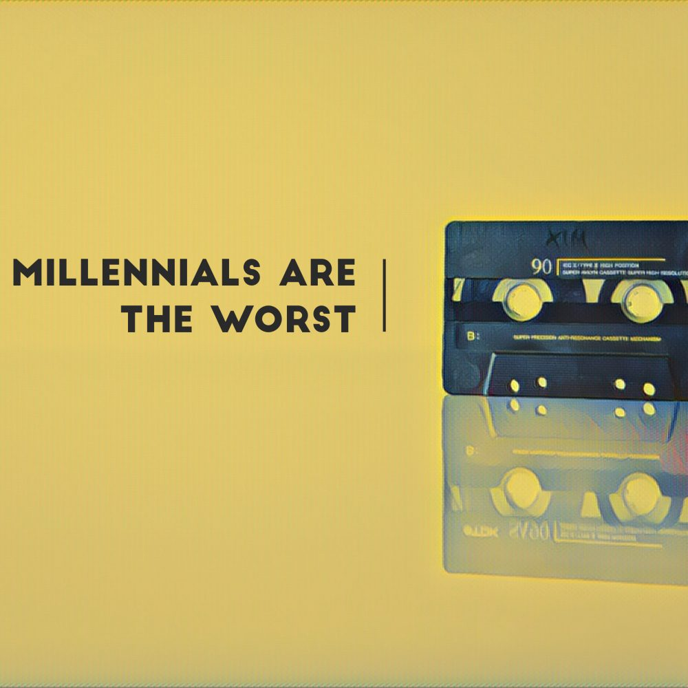 Philly Producer Durant Let's Us Know Why 'Millennial Are The Worst'