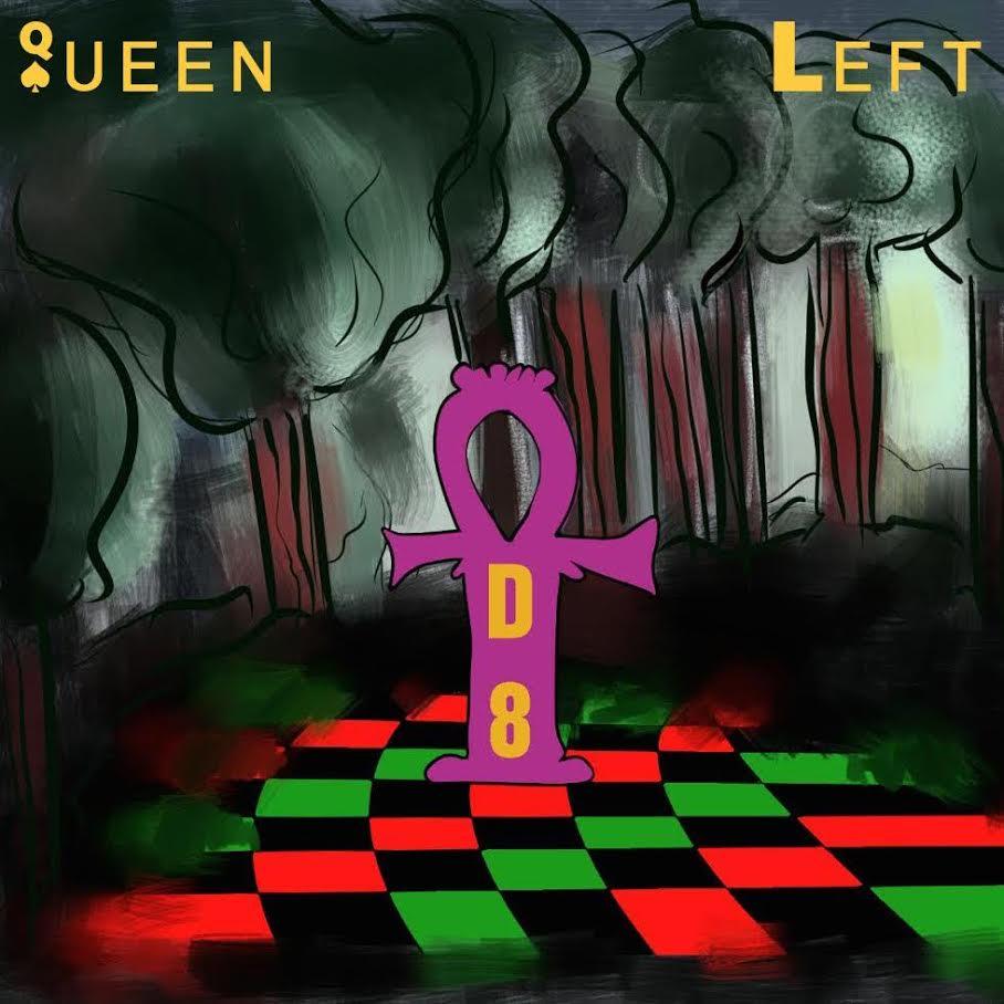 New MixTape: Queen Left – D8 (EP) | @missqueenleft