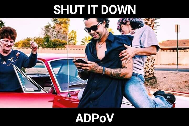 New Video: ADPoV – Shut It Down |
