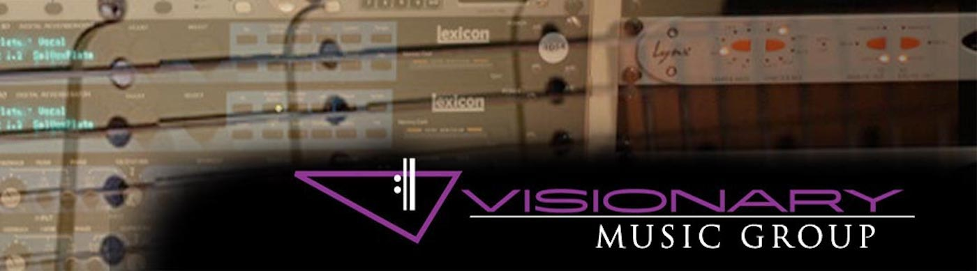 Visionary Music Group Recording Studio in New Jersey
