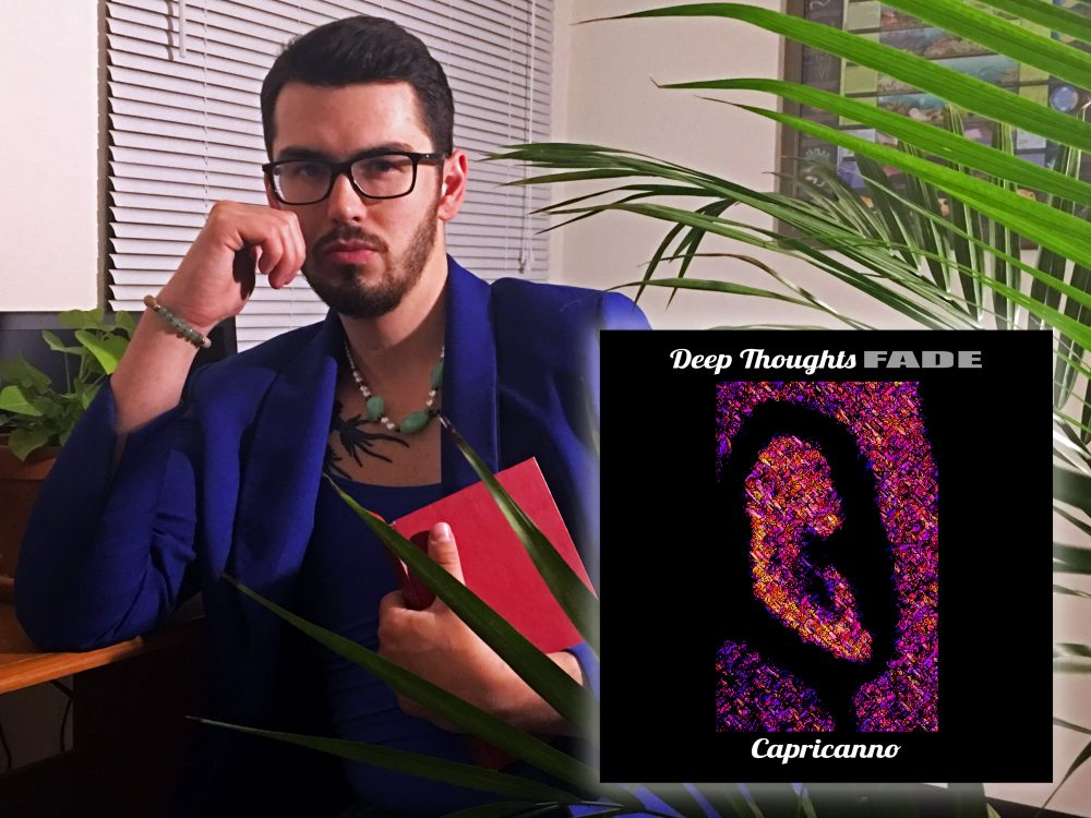 """""""God's a Pussy"""" Explained In New Mixtape By Capricanno"""
