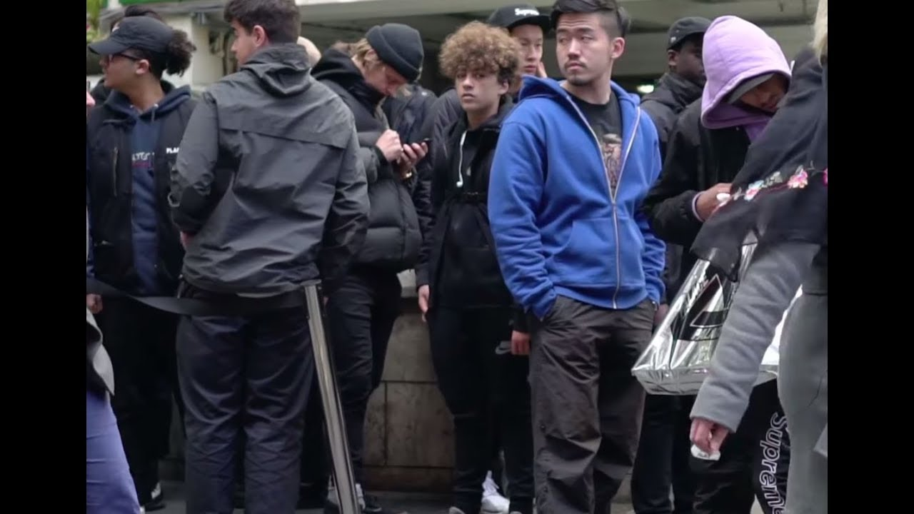 This Documentary Asks If Young Hypebeasts Are Ruining Streetwear Culture