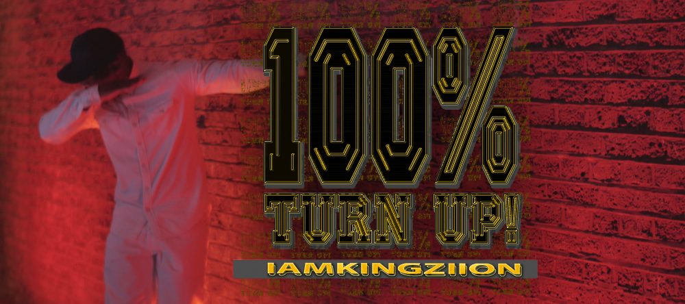New Video: 100% Turn Up