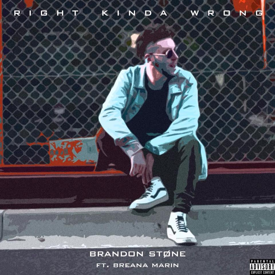 Right Kinda Wrong By Brandon Stone Feat. Breana Marin