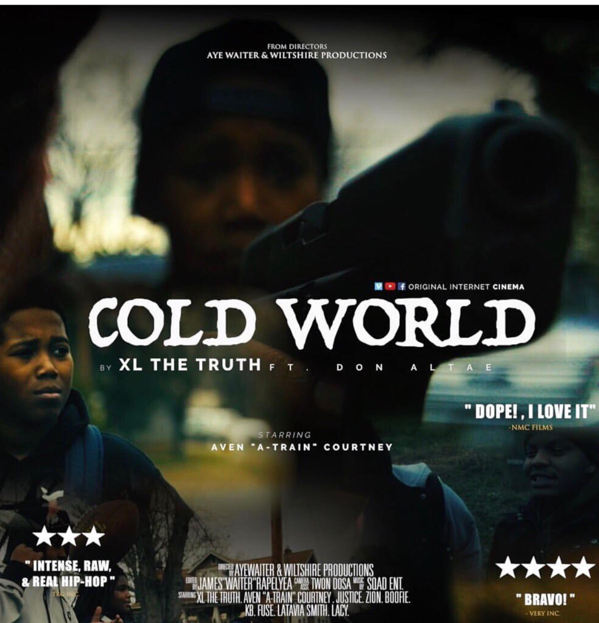 New Video: XL The Truth – Cold World Featuring Don Altae | @xl_mobb