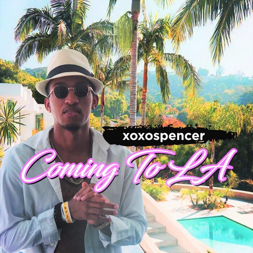 """xoxospencer Releases New Visual for """"SummerTime"""""""