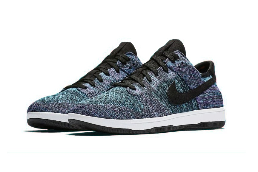 Nike's Dunk Low Flyknit Continues to Feature Iconic Jordan Colorways