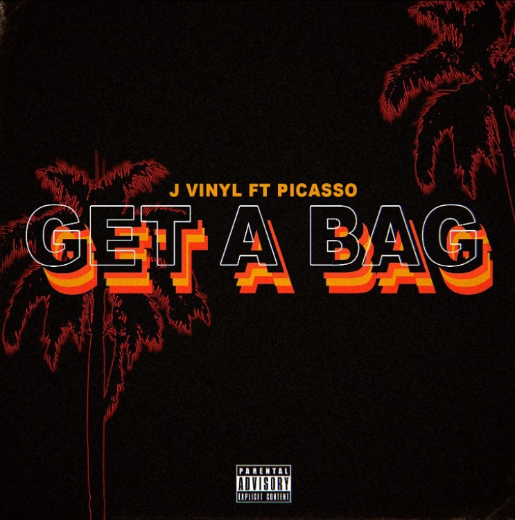 New Video: J Vinyl And Picasso – Get A Bag | @Jvinyl_