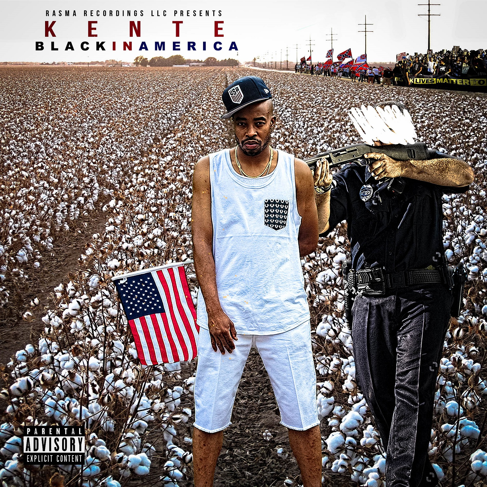 New Video: Kente – Black In America | @mistakente