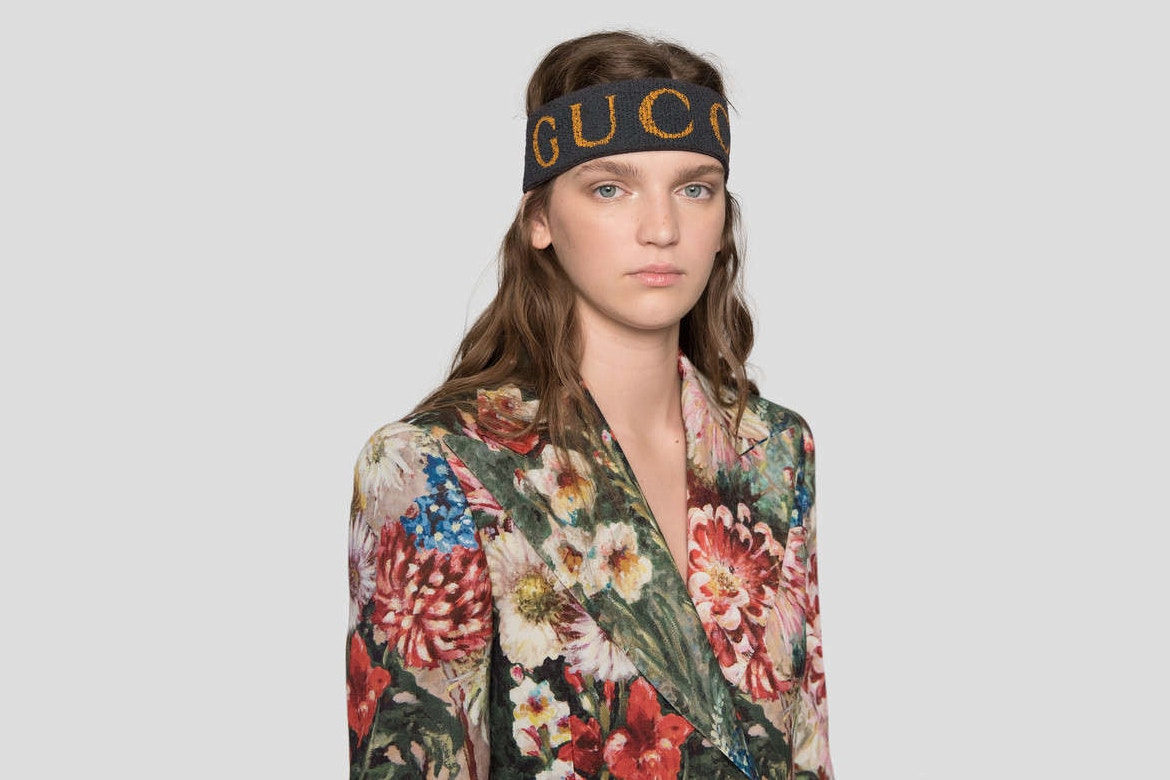 Gucci Drops $270 USD Sweatbands