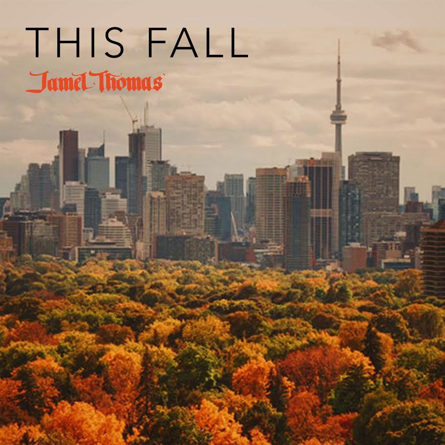 New Music: Jamel Thomas – This Fall | @JamelThomasNDR