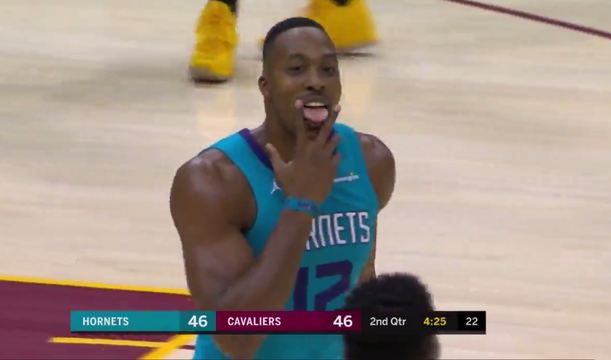 Dwight Howard Fined $35,000 For Obscene Gesture During Cavs Game