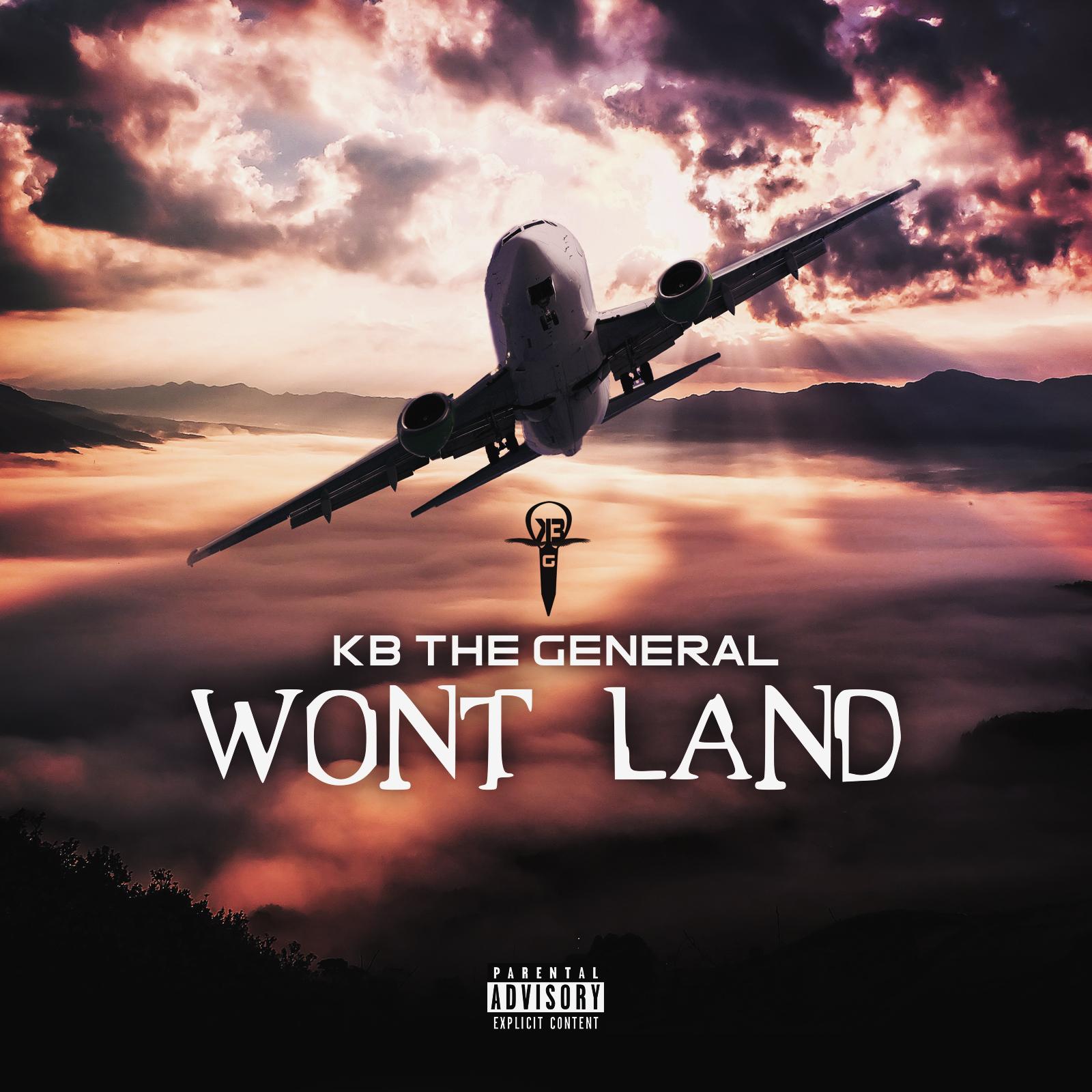 New Video: KB The General – Won't Land | @KBTheGeneral