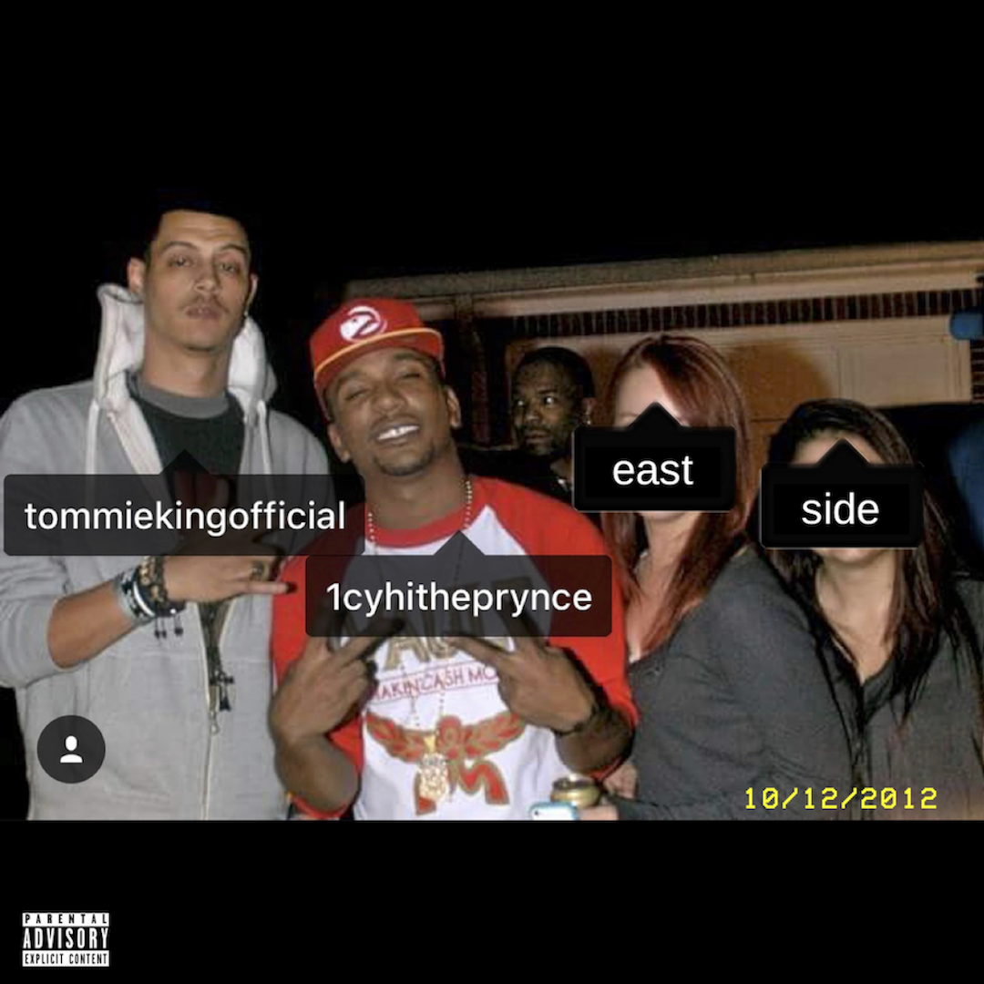 Tommie King – Eastside (ft. Cyhi The Prynce)