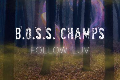 Boss Champs_ – _Follow Love Artwork