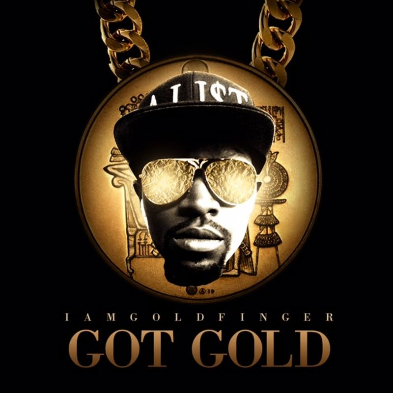 """IAMGOLDFINGER Releases """"Got Gold"""""""