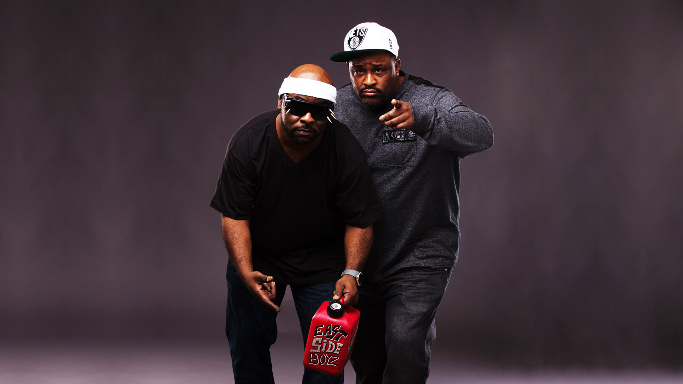 "Kings of Crunk Minus Lil Jon Has Come Back To Reclaim Their Position In Southern Hip Hop As Kings of Crunk With The Spring Anthem ""Gettem"""