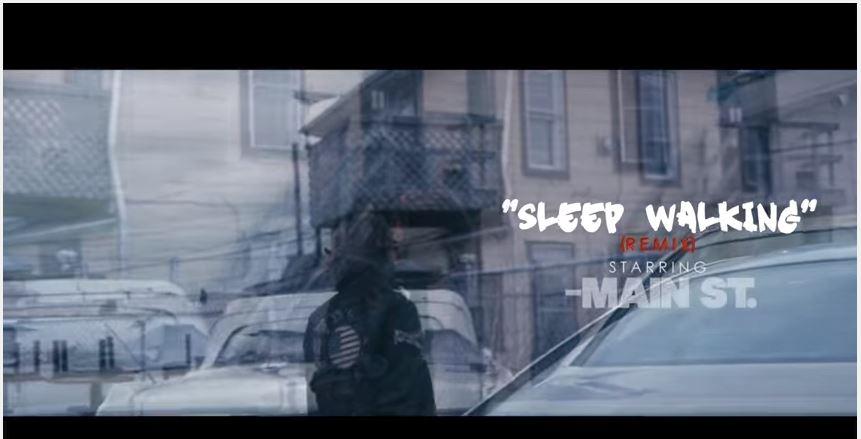 New Video: Main St.- Sleep Walkin Remix | @bangvellii_films @thestudiogod