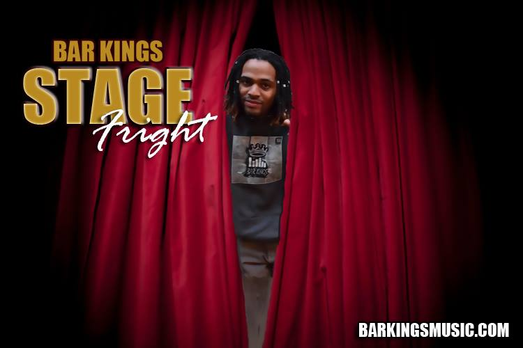 Bar Kings – Stage Fright