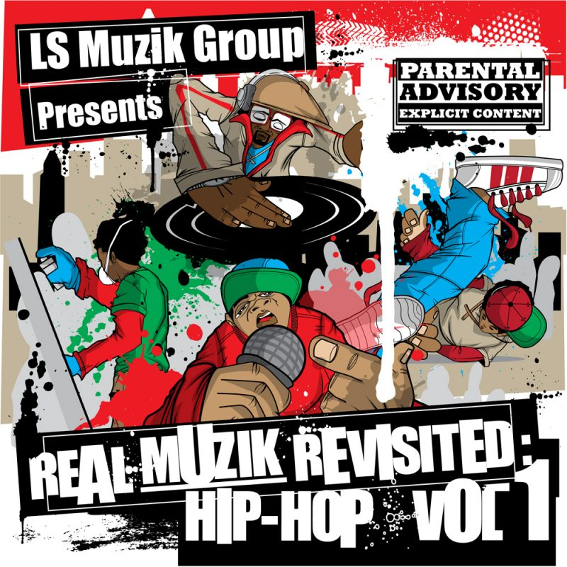LS Muzik Group Makes Impact in Music With Real Muzik Revisited: Hip-Hop Vol.1