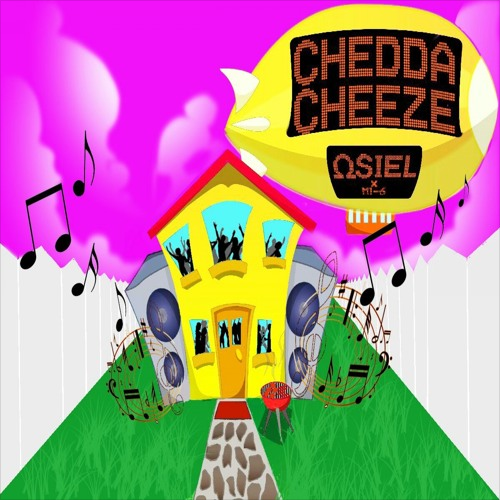 #CheddaCheeze By Moshe Osiel