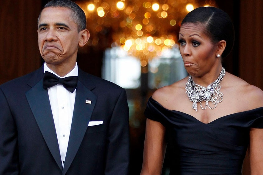 Obamas in Talks for a Netflix Series
