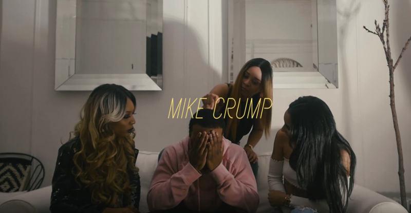 Mike Crump – Crazy Chicks (Official Video)