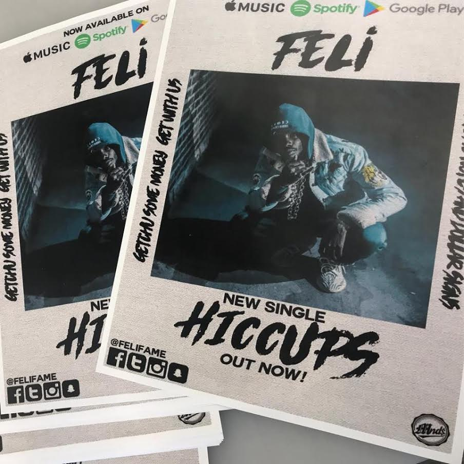 New Video: Feli Fame – Hiccups | @FeliFame