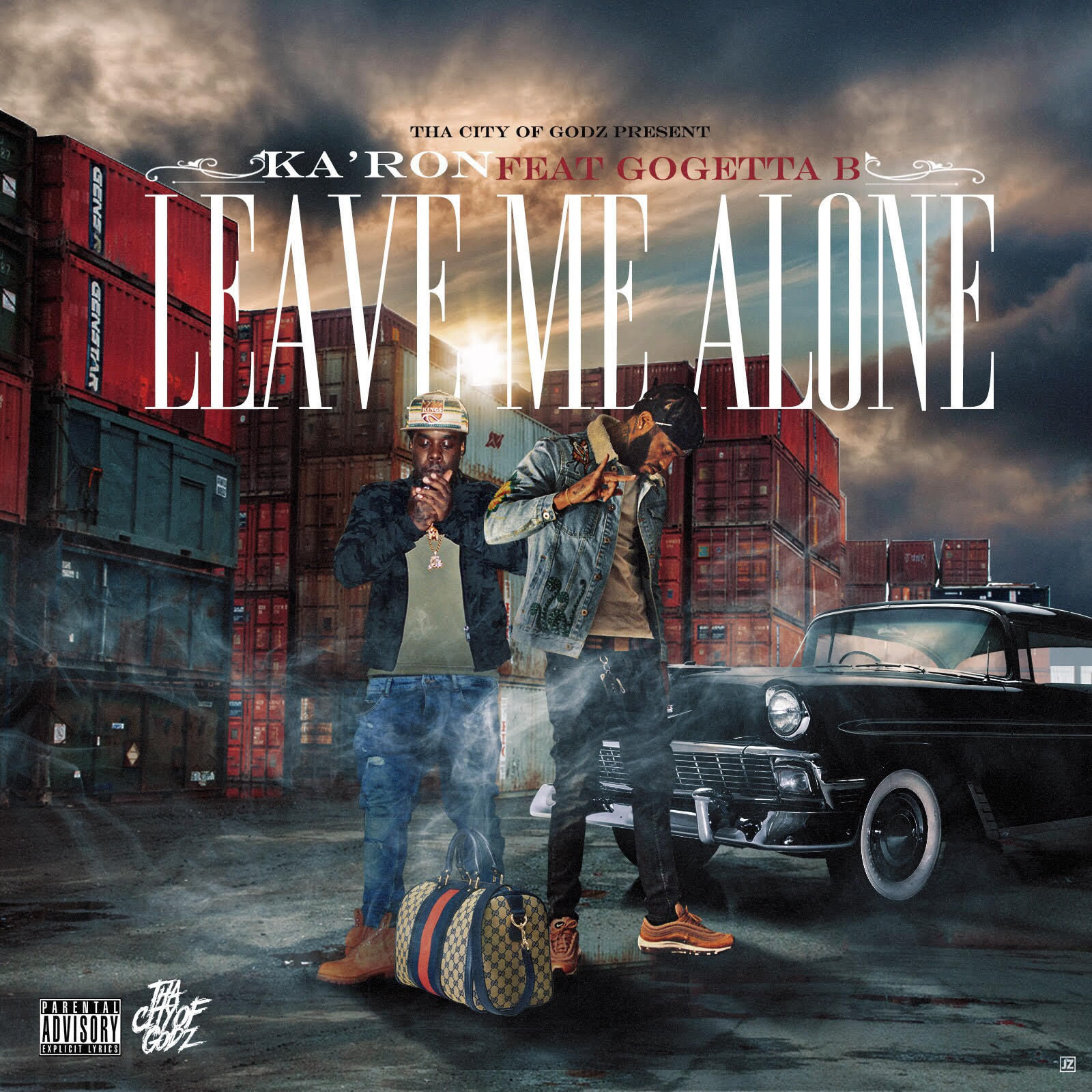 New Music: Ka'ron – Leave Me Alone featuring Gogetta B | @Cog_Karon