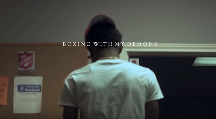 New Video: Mike Caesar – Boxing With My Demons Featuring Gunplay |
