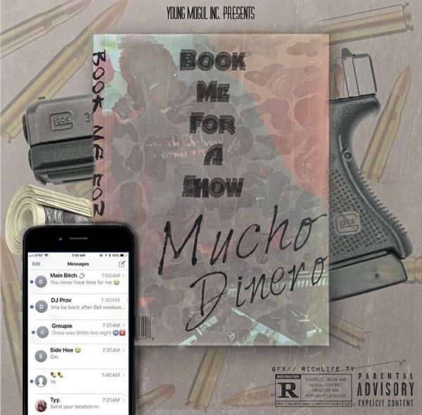 Mucho Dinero – Book Me For a Show