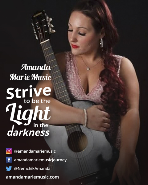 "Amanda Marie – ""Star On The Rise"""
