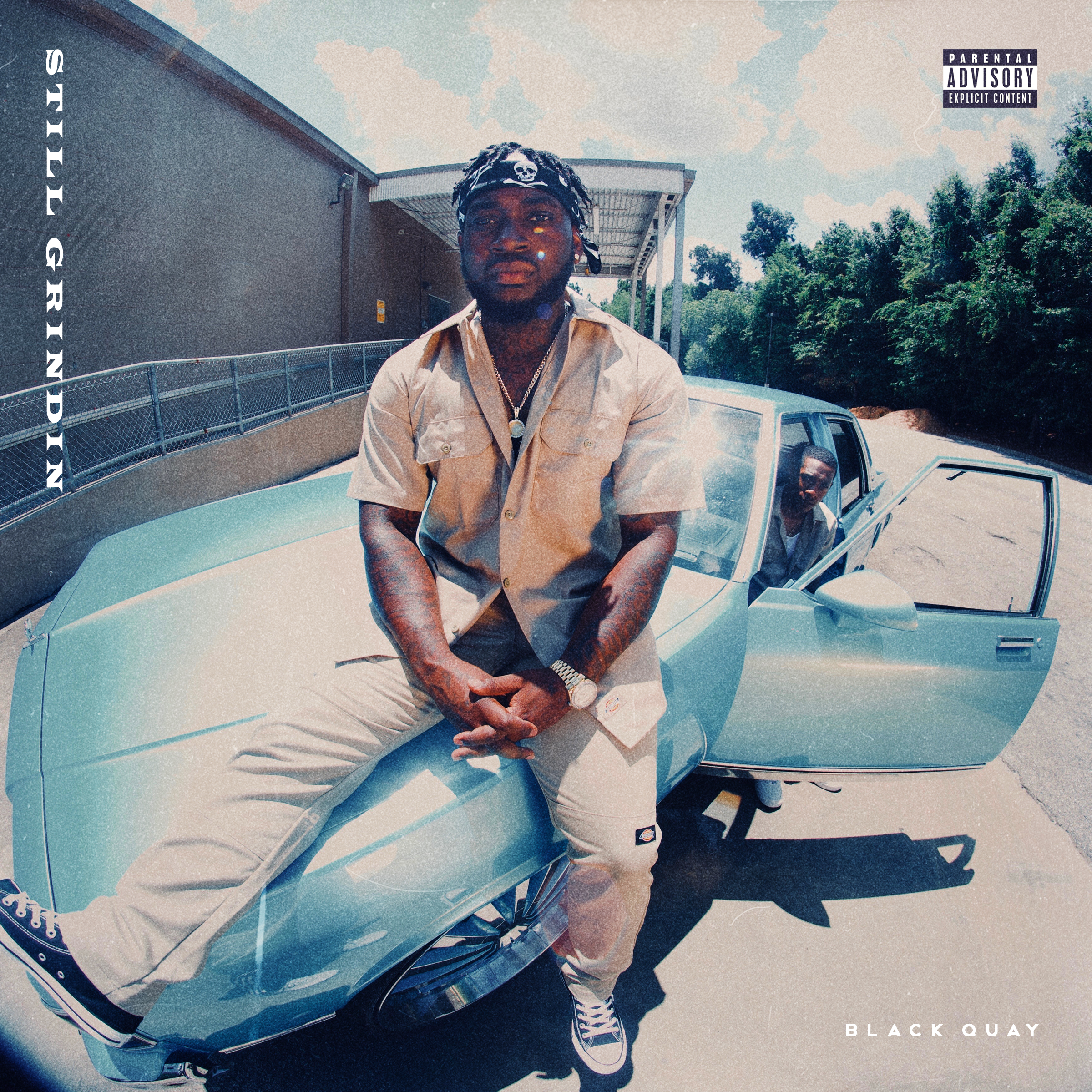 (New Exclusive Interview) Atlanta Rapper Black Quay Talks New Project With Vintage Media Group  