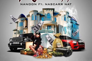 Nanoon Ft. NASCAR NAT Titled I Gotcha Cover Art