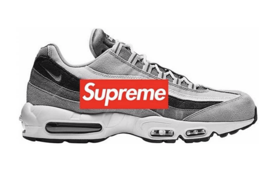 Supreme x Nike Air Max 95 Lux Pack