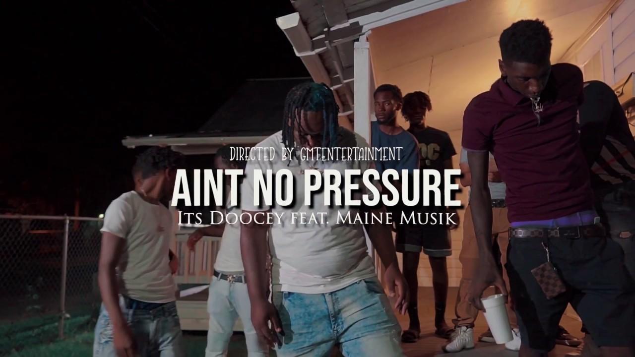 ItsDoocey Feat. Maine Musik – No Pressure