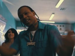 """G Perico, Kalan Fr.Fr. and Garren Turn Up at My Fish Stop for """"Play Wit It"""" Video"""