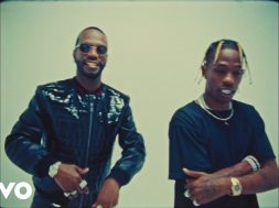 "Juicy J ft. Travis Scott ""Neighbor,"""
