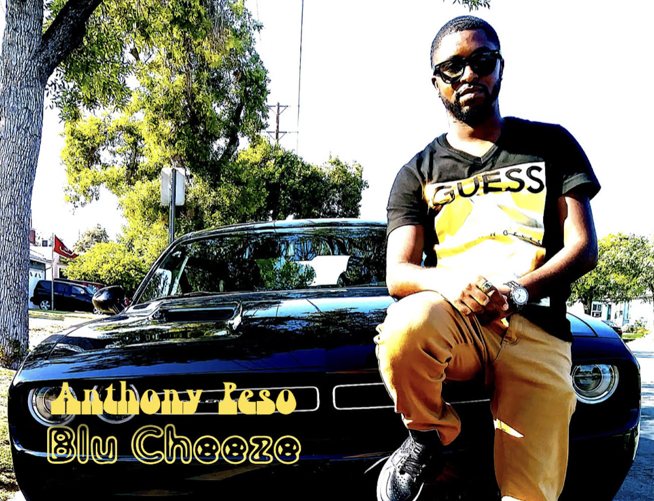 New Video: Anthony Peso – BLU CHEEZE | @awaltonjr
