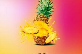 Pineapple Paul Cover
